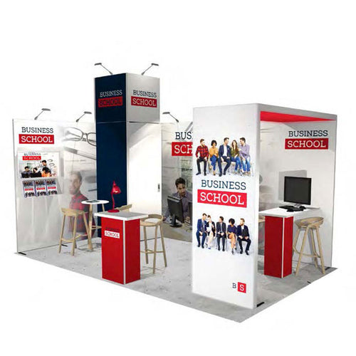 T3 Exhibition Stand 18m2 (3x6)