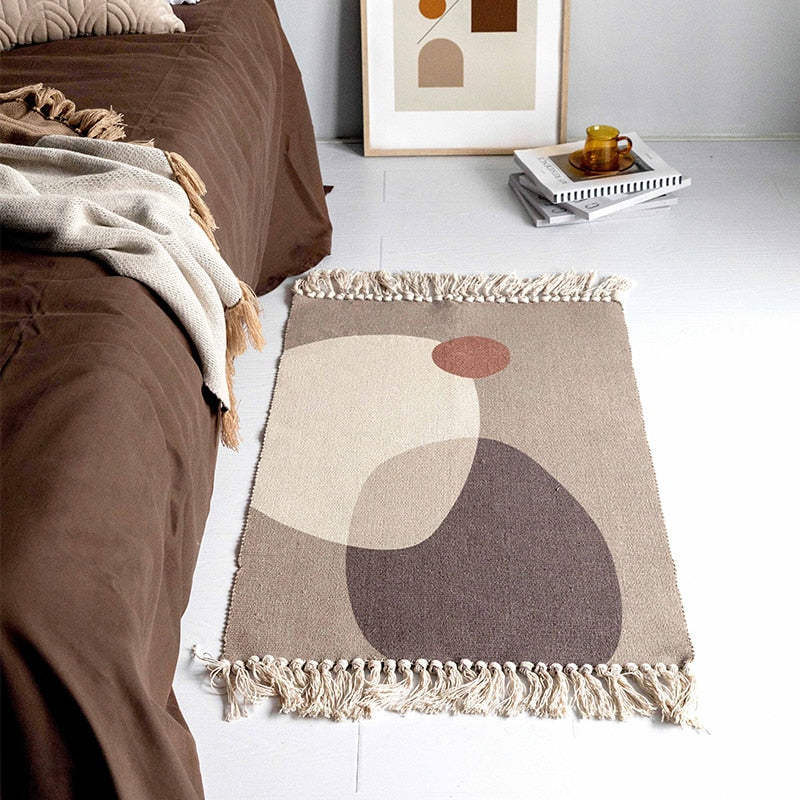 Canvas Rug Morandi