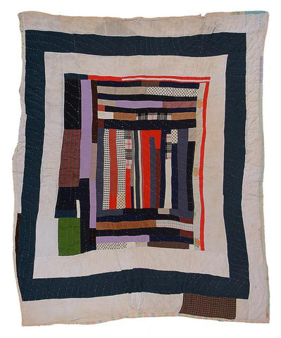Annie Mae Young, born 1928, Gee's Bend quilter