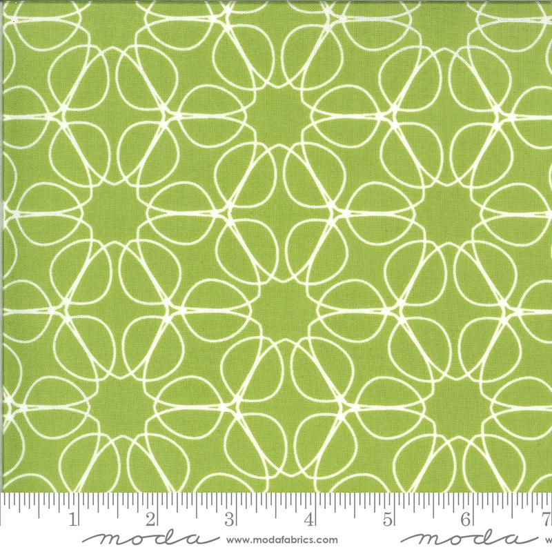 Quotation - Ellipse by Zen Chic in Pistachio