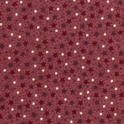 Frosty Friends - Starry Sky by Lynette Anderson in Strawberry
