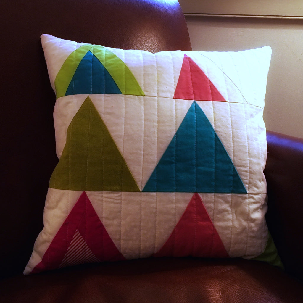 Holiday Tree Pillow