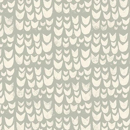 Home - Tulips by Sarah Golden in Taupe