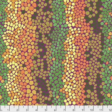 Pebble Mosaic - Jungle Brandon Mably for the Kaffe Fassett Collective