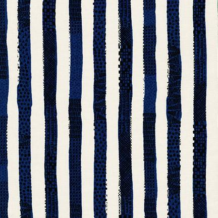 Simple Life Stripe in Blue