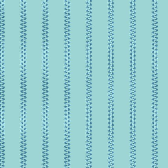 The Andover Collective - Ribbon in Teal
