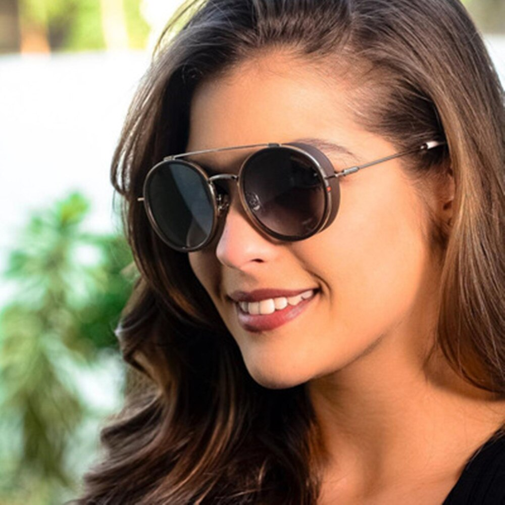 Ranveer Singh Stylish Round Sunglasses For Men And Women- JackMarc