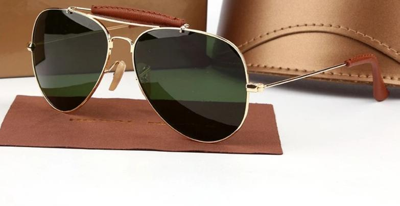 Classic Bridge Mirror Aviator For Men And Women -JackMarc