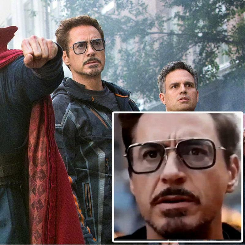 Avengers Tony Stark Sunglasses For Men And Women -JackMarc