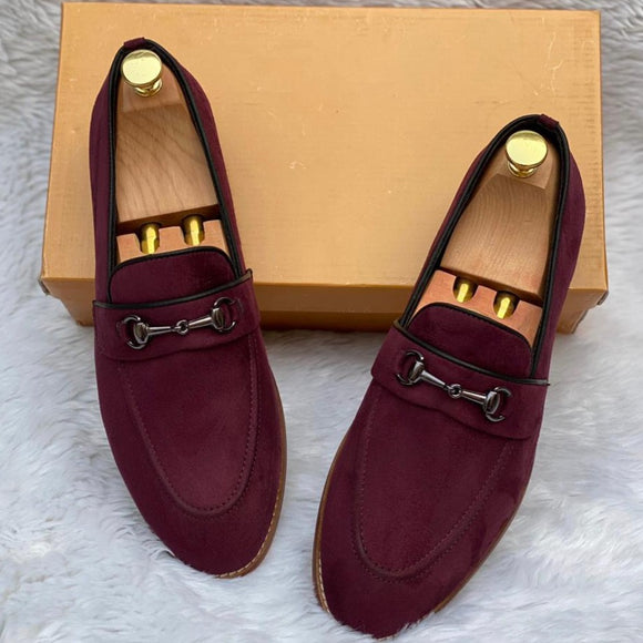 Buy Now Fashion Suede Leather Moccasins Casual And Party Wear Shoes For Men- JackMarc
