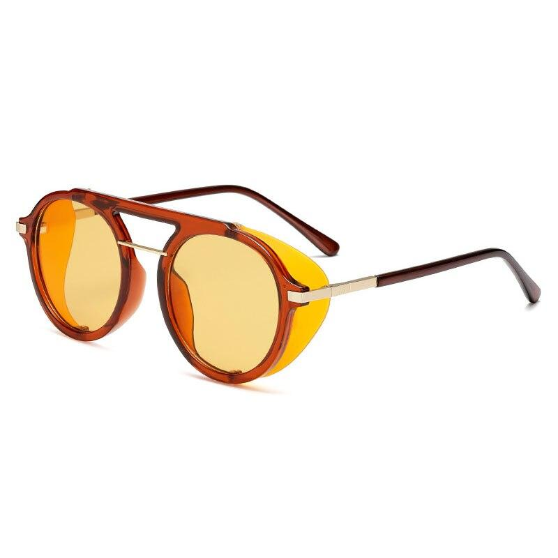 Stylish Round Cap Sunglasses For Men And Women -JackMarc