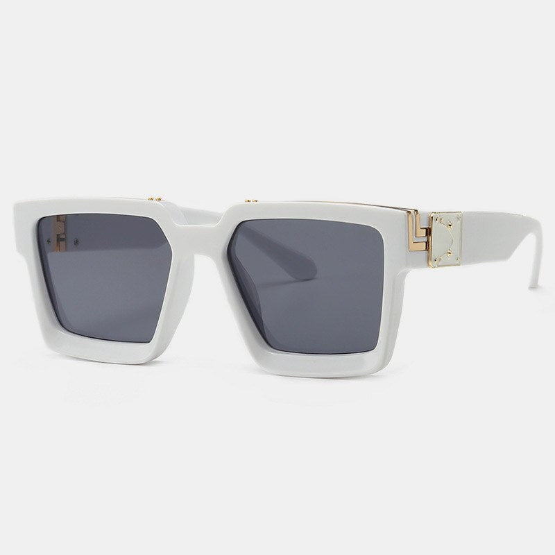 Celebrity Oversize Square Sunglasses For Women-JackMarc