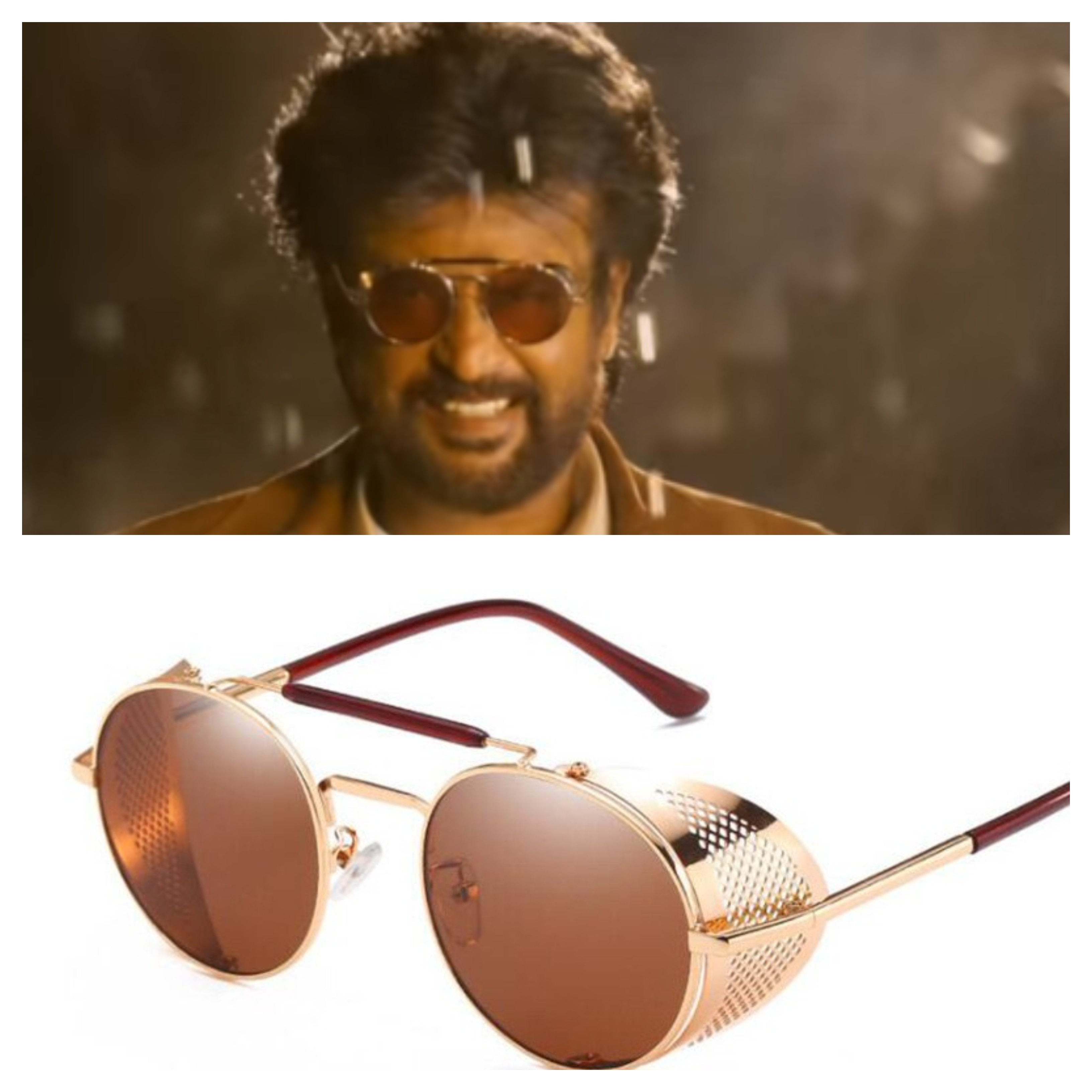 Rajnikanth Darbar Movie Sunglasses  For Men and Women-JackMarc