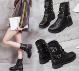 Buy Now Fashion Chelsea Studded Boots Casual Wear Party Wear For Women- JackMarc