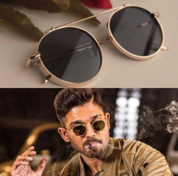 Most Stylish Metal Frame Round Sunglasses For Men And Women-JackMarc
