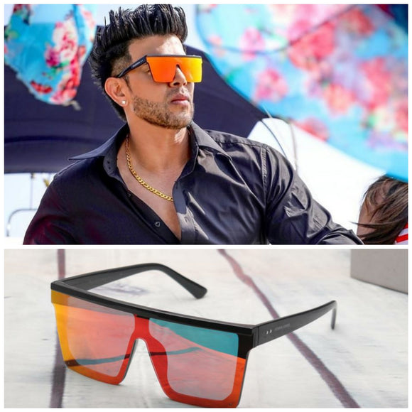 Latest Stylish Sahil Khan Square Sunglasses For Man-JackMarc
