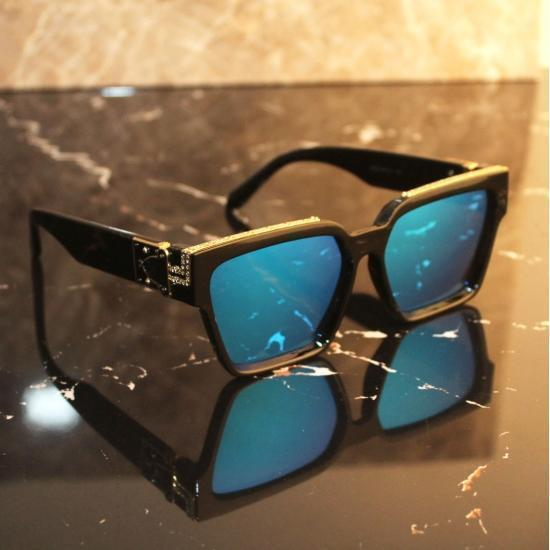 Celebrity Oversize Square Sunglasses For Men And Women-JackMarc