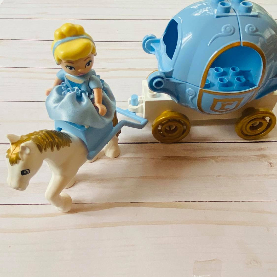 Duplo Cinderella's Carriage (no driver)