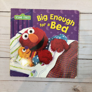 Used Book - Big Enough For a Bed