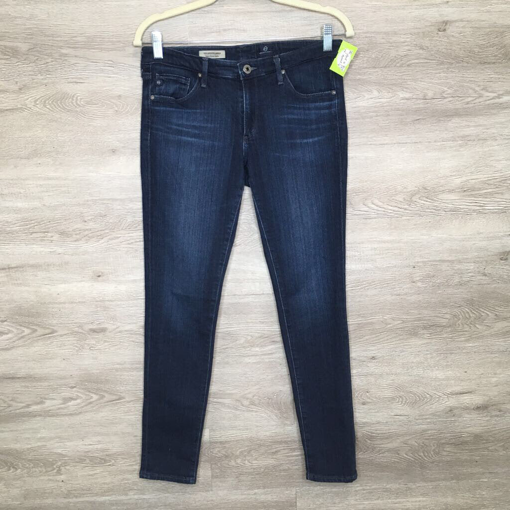 M/Size 29: The Legging Ankle Jean *retail $200