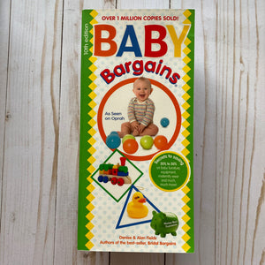 Used Book- Baby Bargains