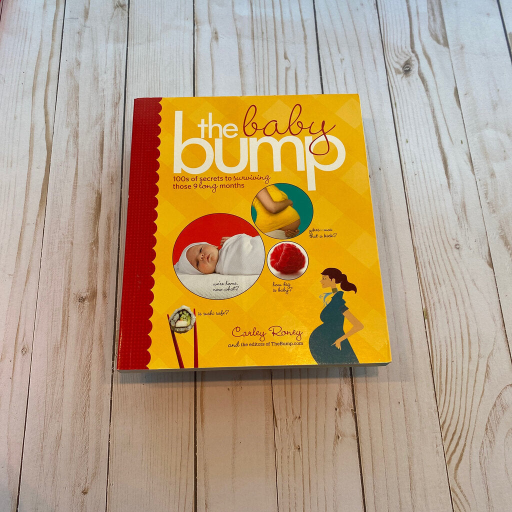 Used Book - The Baby Bump