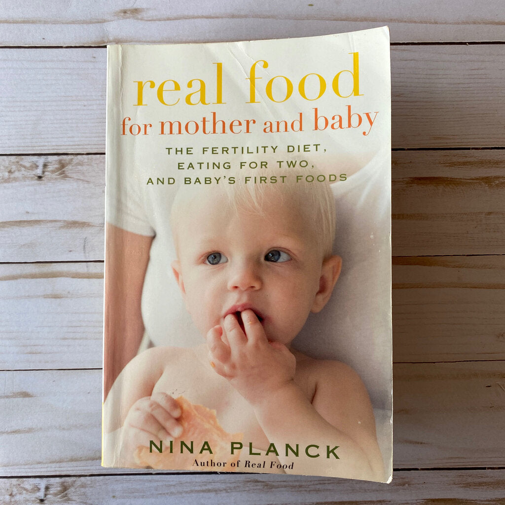 Use Book - Real Food for Mother & Baby