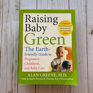Use Book - Raising Baby Green