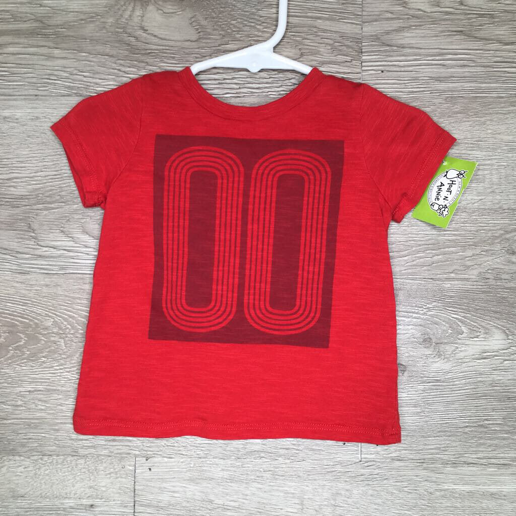 3-6M: Red