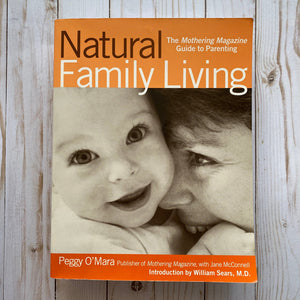 Used Book - Natural Family Living