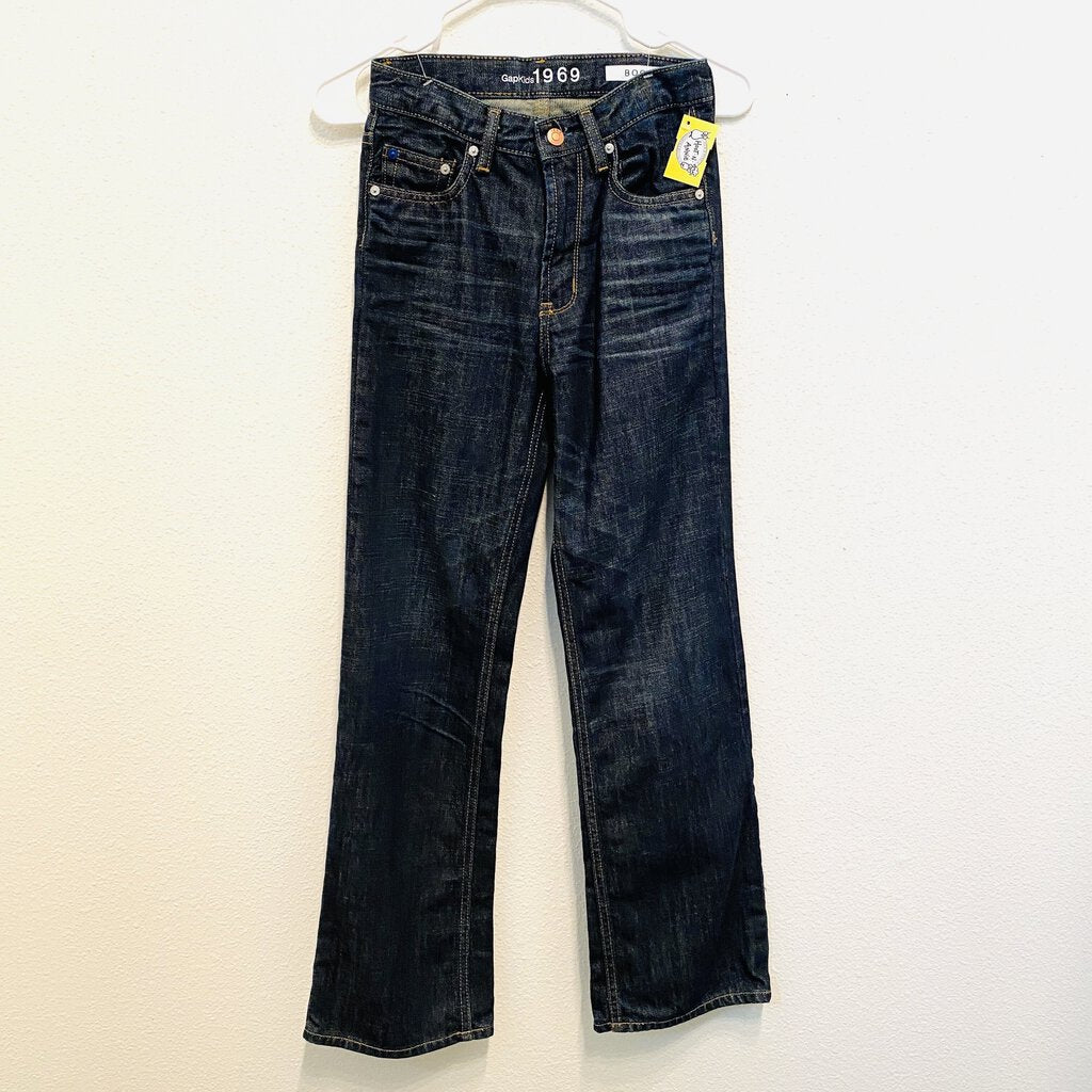14: Like NEW Slim Fit Boot Cut Jeans