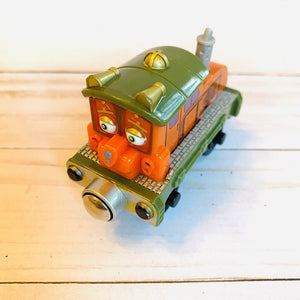 Chuggington Wooden Railway Train Engine - Calley