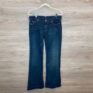 Size 31: Flare Cut Jeans