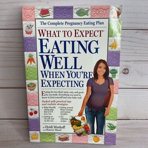 Used Book - What to Eat When You're Pregnant