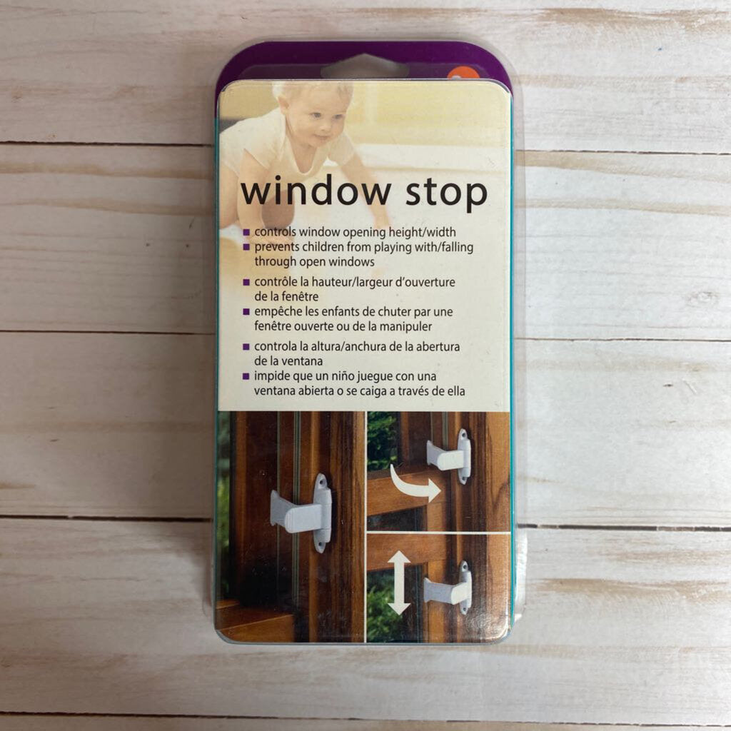 NEW Kidco Window Stop