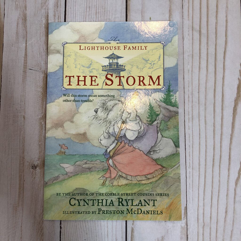 Used Book - The Storm