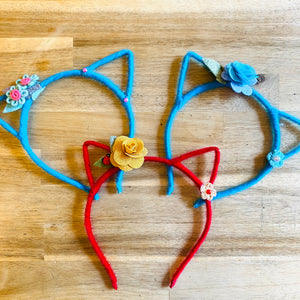 Tutu Cute Cat Ear Headbands