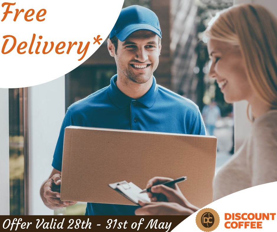 Free Delivery Offer!