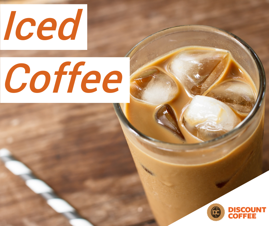 Iced Coffee!