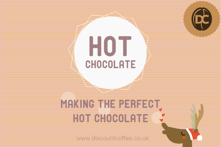 Making The Perfect Hot Chocolate with Choc O Lait