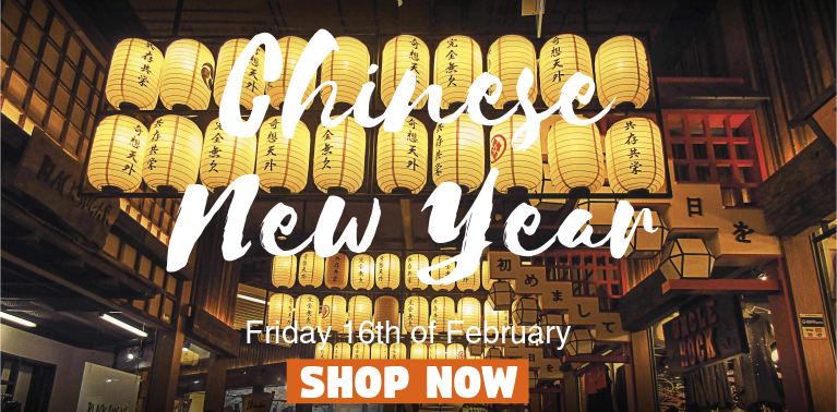 Chinese New Year! - Friday 16th of February