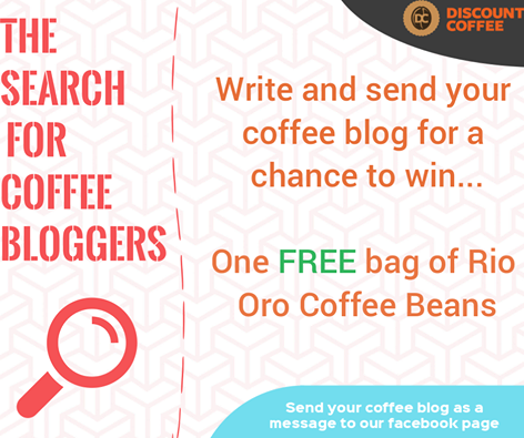 The Search For Coffee Bloggers!