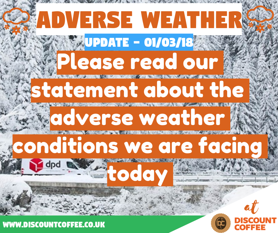 Continued Adverse Weather - 02/03/18