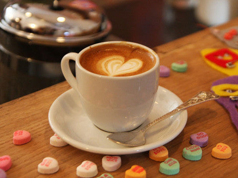 Lovers Love Coffee - Valentine's Day 14 February