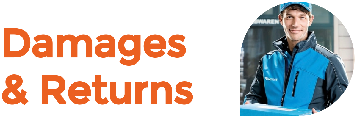 Damages & Returns | Discount Coffee