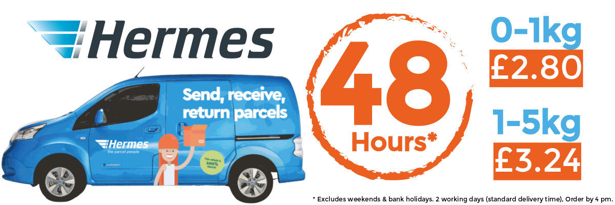 Hermes 48 Hours Delivery | Discount Coffee