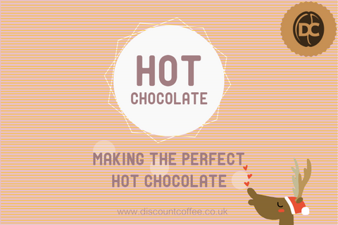 Making The Perfect Hot Chocolate