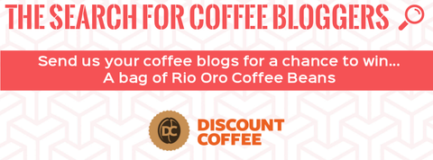 The search for coffee bloggers
