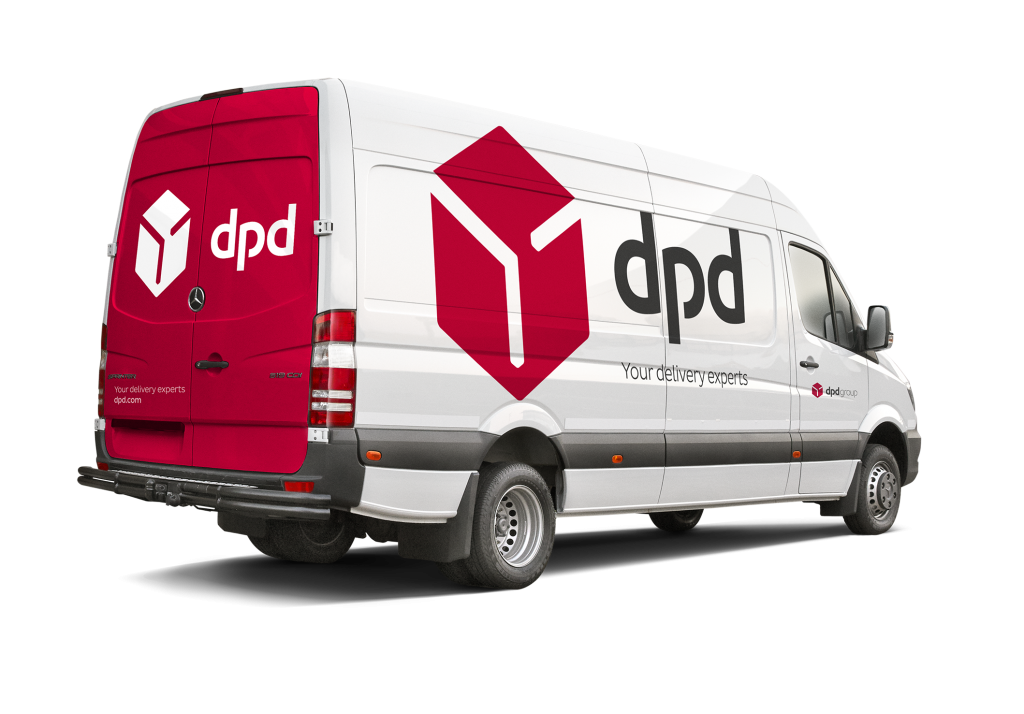 DPD Van | Discount Coffee