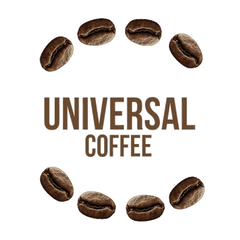 Universal Coffee Logo